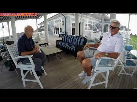 Stan Fischler's Beyond The C - Islanders Legend Clark Gillies