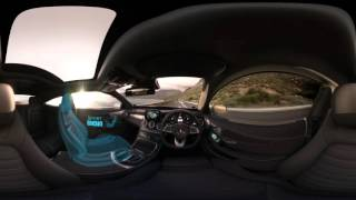 Signature Thrills - The New C-Class Coupé in Virtual Reality