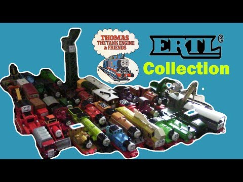 Thomas & Friends ERTL Collection #2