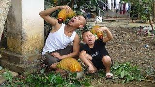 Đuông Dừa Tắm Mắm - Cảnh Báo Không Nên Mở Khi Đang Ăn Cơm ( big worm )