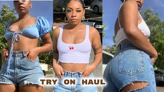 Huge Shein/PLT and more try-on haul 🙃❤️
