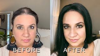 How to Lay Your Hair Topper Flat on Your Head