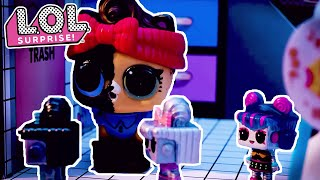 LOL Surprise! Tiny Toys Adventures Part 2 | Stop Motion Cartoon