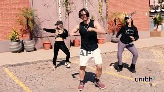 Zumba 2019    GIMS Ft, Maluma   Hola Señorita (Maria)   UnibhFit TV   Coreografia   Dance Video