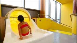 preview picture of video 'Centre Aquatique Aquarelle à Saintes'