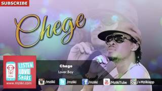 Lover Boy | Chege | Official Audio