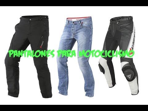 Pantalones para motociclismo
