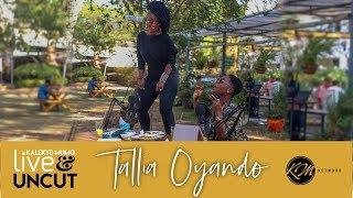 "Kalekye Mumo Live & Uncut: Tallia Oyando (Night Nurse) ""I Have Gone Through Depression... & Anxiety"""