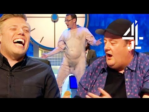 Sean Lock – To nejlepší z 8 Out Of 10 Cats Does Countdown #5