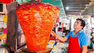 MONSTER Street Food in Mexico 🍤SATISFYING Street Food Tour Of The BEST Mexican Street Food! AMAZING