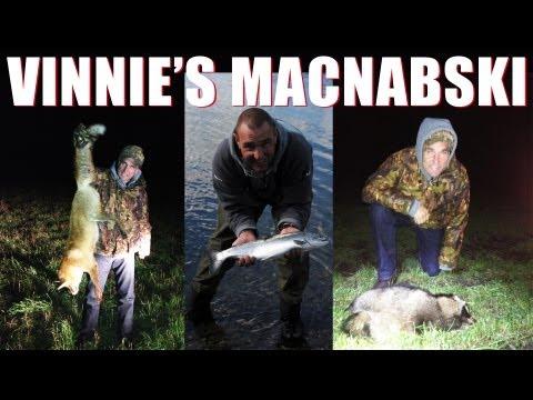 Fieldsports Britain – Vinnie Jones's Russian Macnab + ferreting + deerstalking   (episode 156)