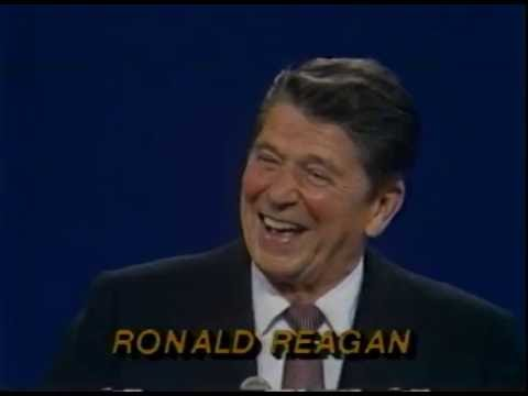 Rhetorical Analysis of Ronald Reagan Inaugural Speech