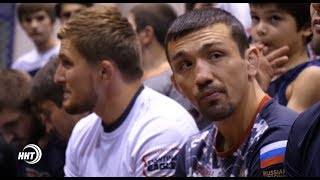 Мастер-класс чемпиона ACB и Сурдлимпийских игр Аскара Аскарова
