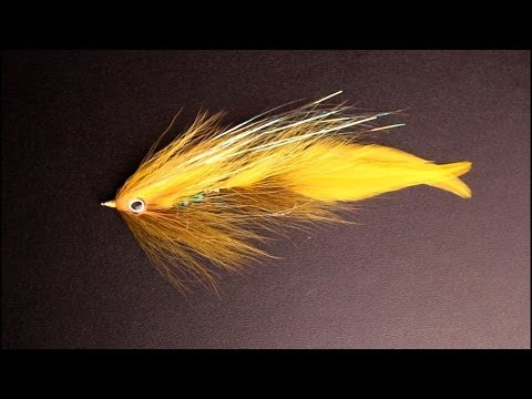 Chad S Articulated White River Deceiver Tying Video