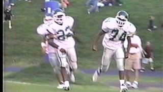 2000 Trinity High School Football Highlights