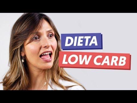 Imagem ilustrativa do vídeo: DIETA LOW CARB: VALE A PENA?