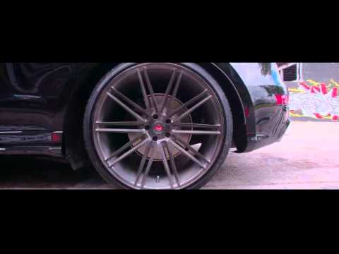 Audi SQ5 on Vossen Wheels - Precision Series VPS-307
