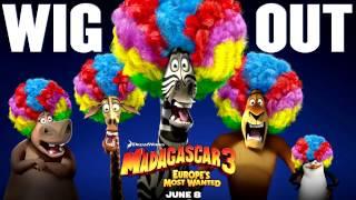 Afro Circus (Full Song) - Madagascar 3