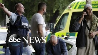 New Zealand parliament member reacts to shootings
