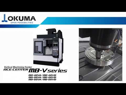 Vertical Machining Center MB-V Series