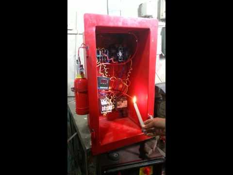 Restaurant Kitchen Fire Suppression System