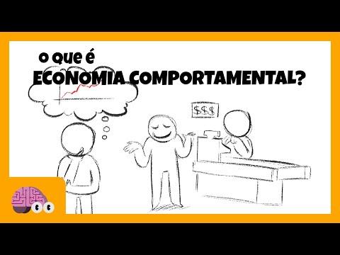 O que é economia comportamental?