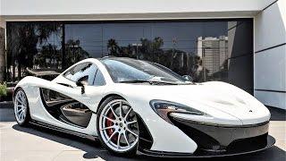 McLaren P1 Start up & Drive $2.6 Million BEAST delivered to Prestige Imports Miami