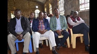 Jubilee leaders hint at new political alliance