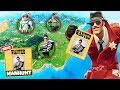 FULL MAP MANHUNT Custom Gamemode in Fortnite Battle Royale
