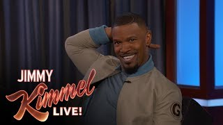 Jamie Foxx Impersonates LeBron James - Video Youtube
