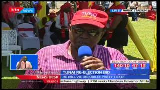 KTN Newsdesk full bulletin : Security operation in the valley- 20/3/2017 [Part 1]