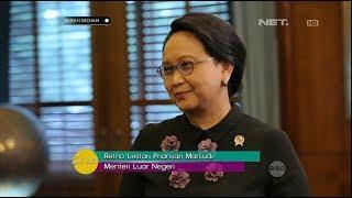 Wawancara Eksklusif Bersama Menteri Luar Negeri, Ibu Retno Lestari Priansari Marsudi