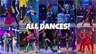MACKENZIE ZIEGLER AND SAGE ROSEN | ALL DANCES! | DWTS JRS | KFZ MNZ