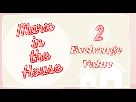 Ep 2: Exchange Value || Marx in the House Ep 2