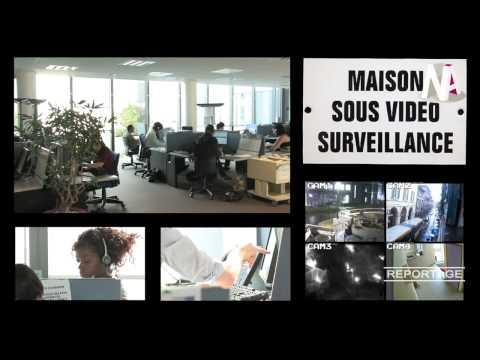 Reportage : La télésurveillance