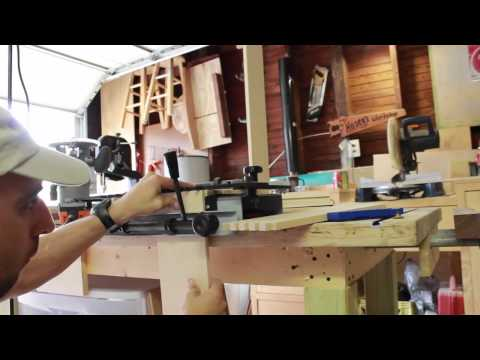 Rockler's Complete Dovetail Jig Demo by Hosey's Workshop