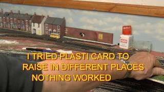 Daves Model Railway Problem Solved ?