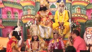 Janta Ramlila Ratangarh 2015 Part - 6 ( Bhagwan Ram - Sita Vivah )
