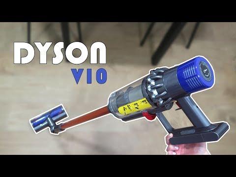 Dyson Cyclone V10, ¿el mejor aspirador de mano sin cable del mercado?