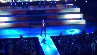 Backstreet Boys - In A World Like This Tour (Citibank Hall, São Paulo - June 13th, 2015)