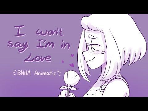 ❝I Won't Say I'm In Love❞ || BNHA Animatic || IzuOcha