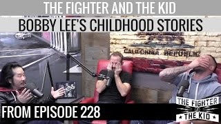 Gambar cover Bobby Lee Childhood Story Time on The Fighter and The Kid