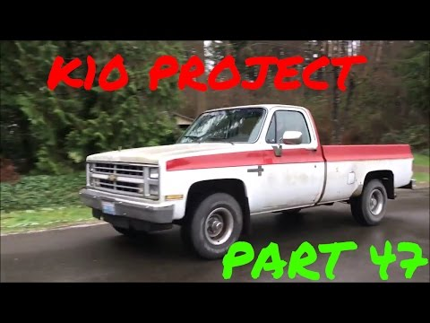 1985 K10 Project Part 47 Mp3