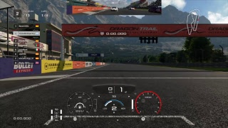 Gran Turismo sport online chilling daily race Gr3 Nurburgring Gp