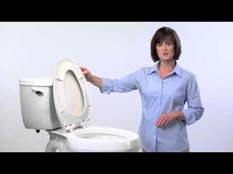 Bemis Round Plastic Toilet Seat