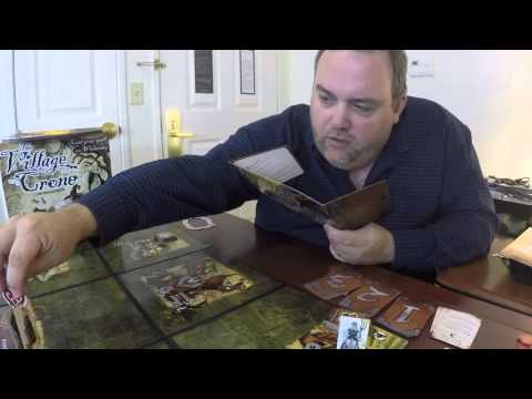 The Village Crone review - Board Game Social