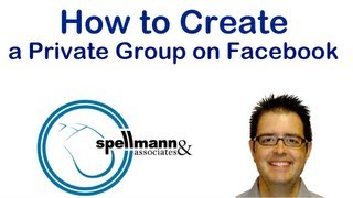 How to Create a Private Group on Facebook