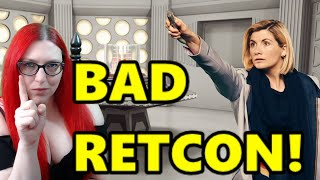Doctor Who | Stop Making Excuses For Clumsy Retcons