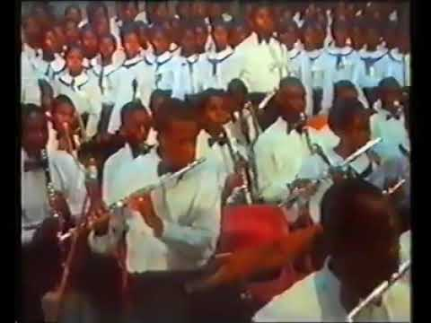 Deeper-life youth choir Presentation. You are my love and my light (Music by Don Moen)