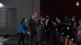 Acto de inauguración del Congreso Mundial de Gestión del Tráfico Aéreo World ATM Congress